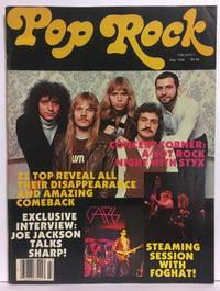 Pop Rock Volume 1 Number 1 July 1980