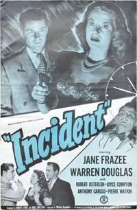 image of Incident (Original Film Pressbook)