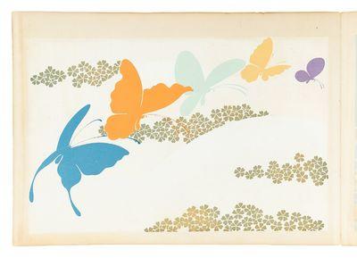 Book of Butterflies.