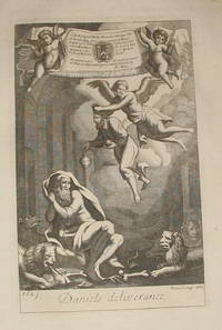 [Biblical Engraving; Book of Daniel; Lion's Den]: Daniel's Deliverance