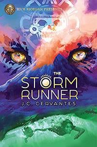The Storm Runner (Rick Riordan Presents): 1 by J.C. Cervantes - Paperback - from World of Books Ltd (SKU: GOR010165213)