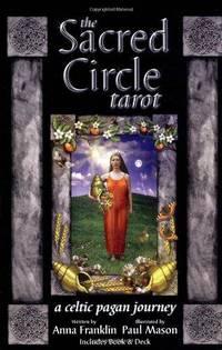 image of The Sacred Circle Tarot: A Celtic Pagan Journey