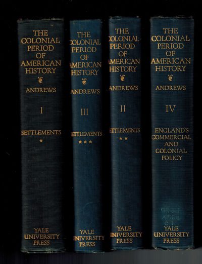 New Haven: Yale University Press, 1935. From the collection of noted historian John K. Alexander, hi...