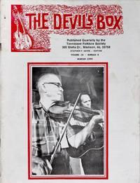 image of The Devil's Box (Volume 24, No 4, Winter 1990)
