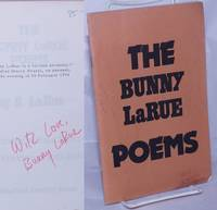 image of The Bunny LaRue Poems [signed]