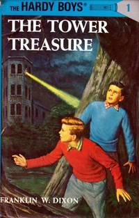 The Tower Treasure (The Hardy Boys #1)