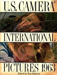U.S Camera International Annual 1963 edited by Tom Maloney