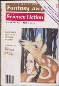 The Magazine of Fantasy and Science Fiction, November 1978 (Vol 55, No 5)