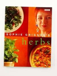 Sophie Grigson's Herbs by  Sophie Grigson - Paperback - Reprint - 2000 - from Adelaide Booksellers (SKU: BIB274663)