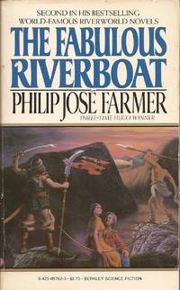 image of The Fabulous Riverboat; Riverworld Book II (2)