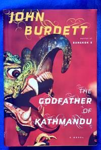 image of THE GODFATHER OF KATHMANDU; John Burdett