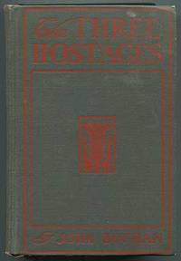 The Three Hostages by  John BUCHAN - Hardcover - 1924 - from Between the Covers- Rare Books, Inc. ABAA and Biblio.co.uk
