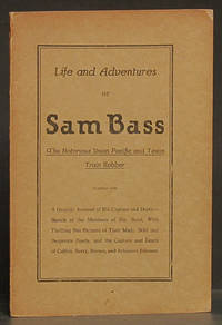 image of Life and Adventures of Sam Bass