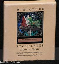 MINIATURE BOOKPLATES: MOONLIT MAGIC