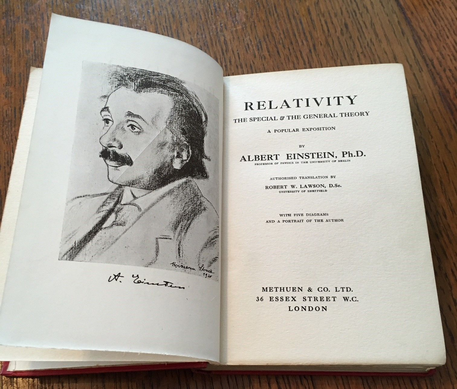 general theory of relativity paper