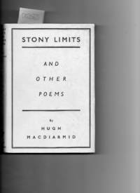 Stony Limits and Other Poems  (1934 First Edition)
