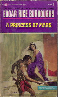 image of A PRINCESS OF MARS (Mars #1)