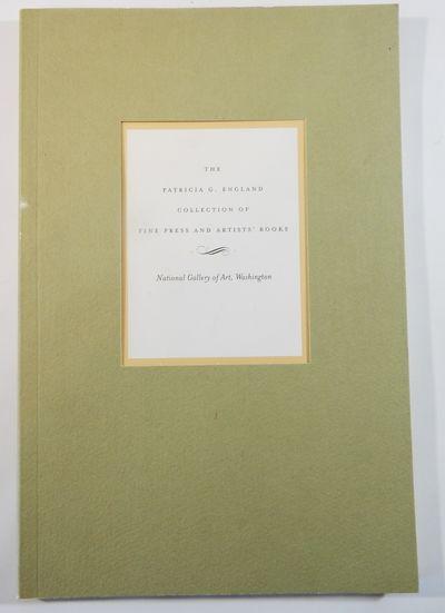 Washington, DC: National Gallery of Art, 2000. First edition. Wraps. Near fine. 8vo. Stiff wraps. 88...