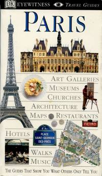 Eyewitness Travel Guides, Paris