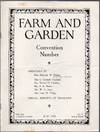 Vintage Issue of Farm and Garden Magazine for June 1925