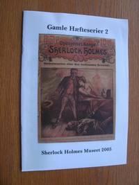 Gamle Haeftserier 2, Opdagernes Konge Sherlock Holmes Raedselsantten eller Den frosvundne...
