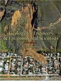 image of Geology for Engineers and Environmental Scientists (3rd Edition)