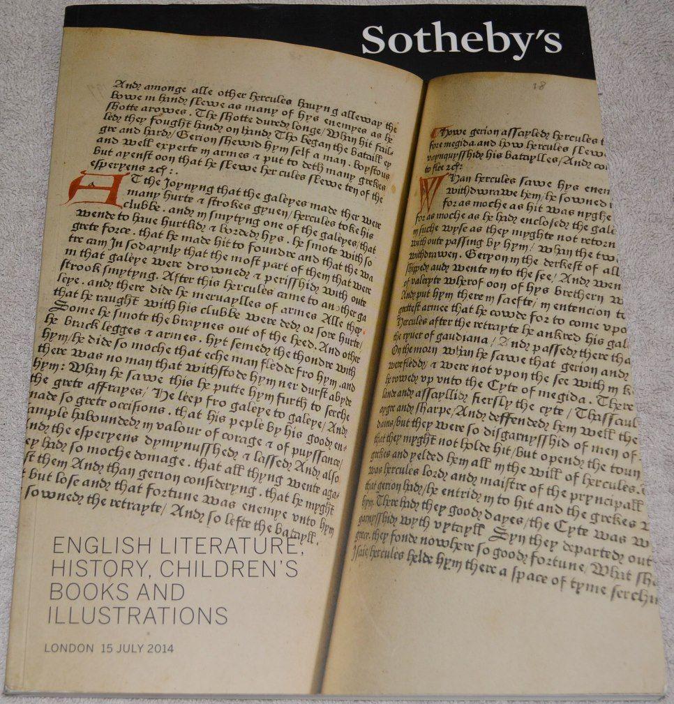 history of english literature book pdf