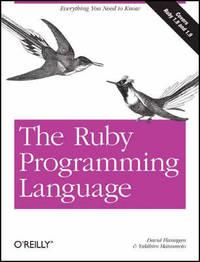image of The Ruby Programming Language
