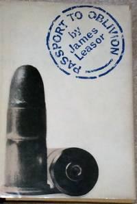 Passport to Oblivion by James Leasor, Hardcover,1964
