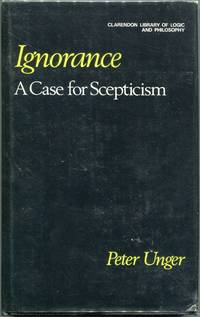 image of Ignorance; A Case for Scepticism