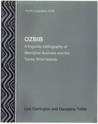 OZBIB: A Linguistic Bibliography of Aboriginal Australia and the Torres Strait Islands.