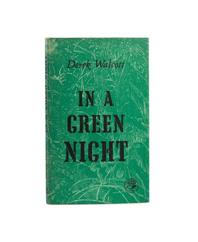 In a Green Night. Poems 1948-1960.
