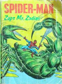 Spider-Man Zaps Mr. Zodiac by  George S Elrick - Paperback - 1976 - from Always Books and Biblio.co.uk
