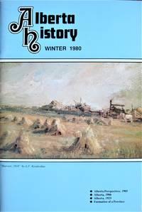 Alberta Perspectives, 1905. Essay in Alberta History, Winter 1980