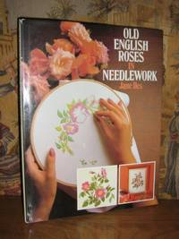 Old English Roses In Needlework