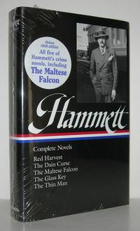 RED HARVEST / THE DAIN CURSE / THE MALTESE FALCON / THE GLASS KEY / THE THIN MAN by  Dashiell Hammett - Hardcover - 1999 - from Evolving Lens Bookseller (SKU: 9157)