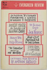 Evergreen Review Volume 4, Number 11 January-February 1960