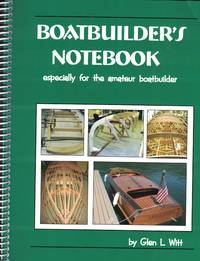 image of Boatbuilder's Notebook Especially for the Amateur Boatbuilder