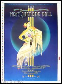 MARGO ST. JAMES' SAN FRANCISCO MASQUERADE BALL - Printers Proof Poster