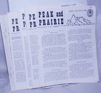 image of Peak and Prairie