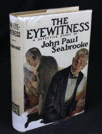 The Eyewitness: A Detective Story (First Edition)