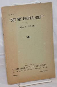 image of Set My People Free!