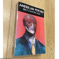 image of American Psycho (1991 Picador PB, Arisman Cover)