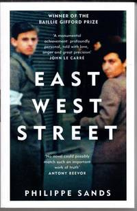image of East West Street : Winner of the Baillie Gifford Prize