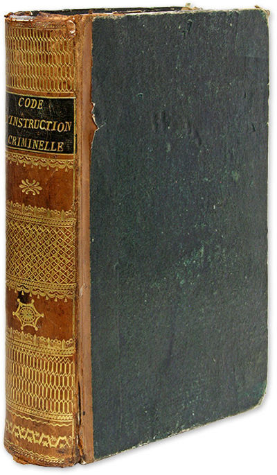 1810. Paris, 1810. Quarto. Interleaved and annotated. Paris, 1810. Quarto. Interleaved and annotated...