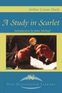 image of A Study in Scarlet (New Millennium Library)
