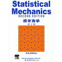 image of Statistical Mechanics (2nd edition) (English)(Chinese Edition)