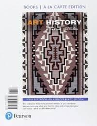 image of Art History: Volume 2, Books a la Carte Edition (6th Edition)