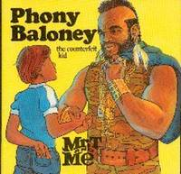 image of Phony Baloney.  The Counterfeit Kid