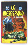 View Image 2 of 127 for Archive of Original Mexican Pulp Cover Art Gouaches and Corresponding Mini-Comics Inventory #25408